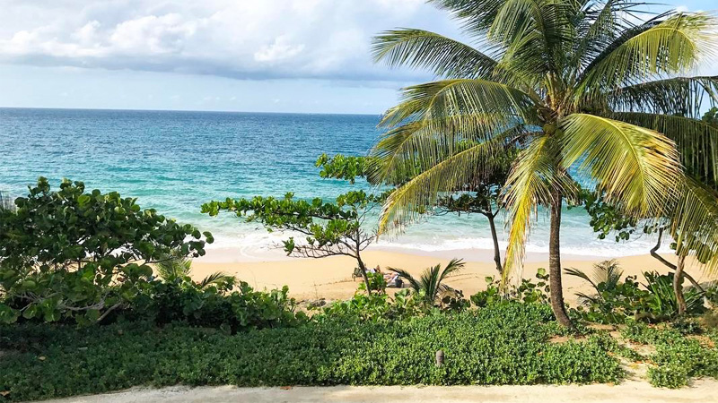 Best beachfront resorts in Puerto Rico - W Retreat & Spa