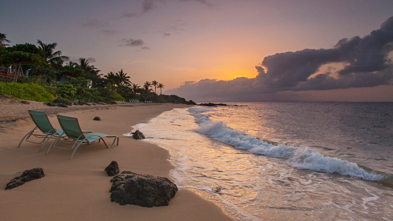 W Retreat & Spa - Puerto Rico Resorts on the beach