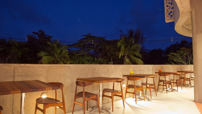El Blok - Waterfront Hotel on the island of Vieques, Puerto Rico