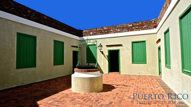 El Fortin - Points of Interest in Vieques, Puerto Rico